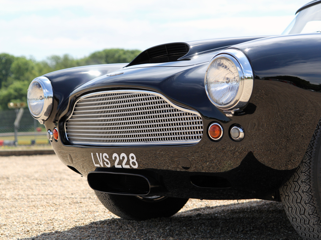 Aston Martin DB4, Refining A Classic – Part Two