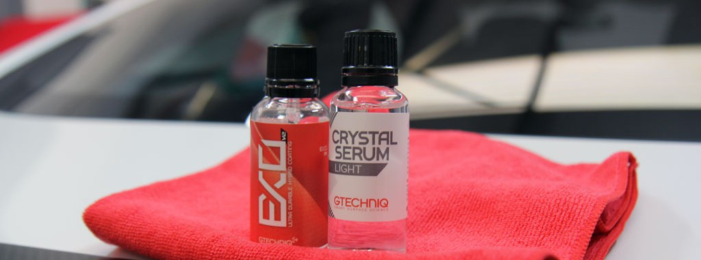 Exclusive First Test: Gtechniq Crystal Serum Light Protection For A Tesla P90D