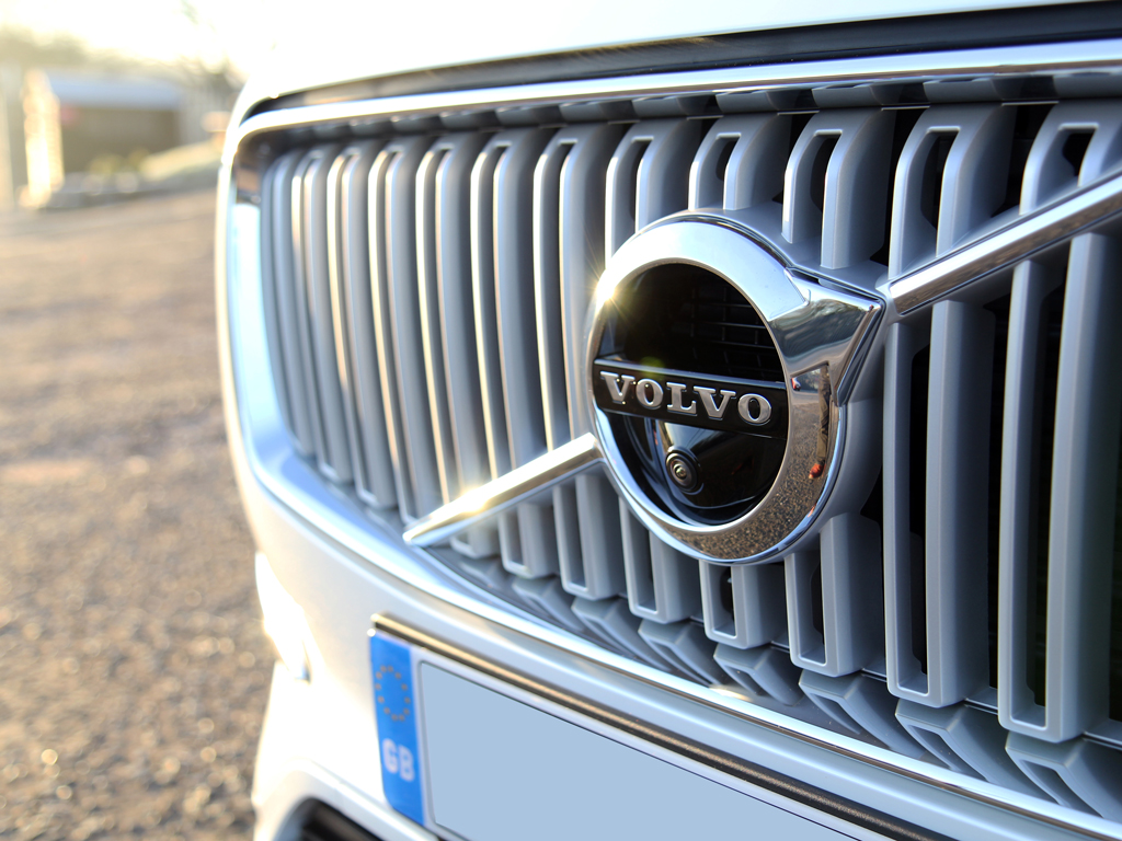Attention To Detail For A Volvo XC90 T8 Twin Engine Plug-In Hybrid