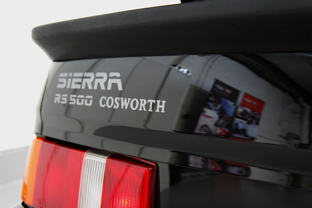 Ford Sierra RS500 Cosworth Made Show-Ready With Kamikaze Collection Infinity Wax – Part 2