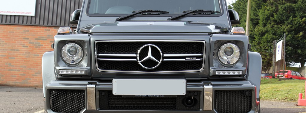 Mercedes-Benz G63 AMG - Three Pointed Star Receives 5-Star Protection!