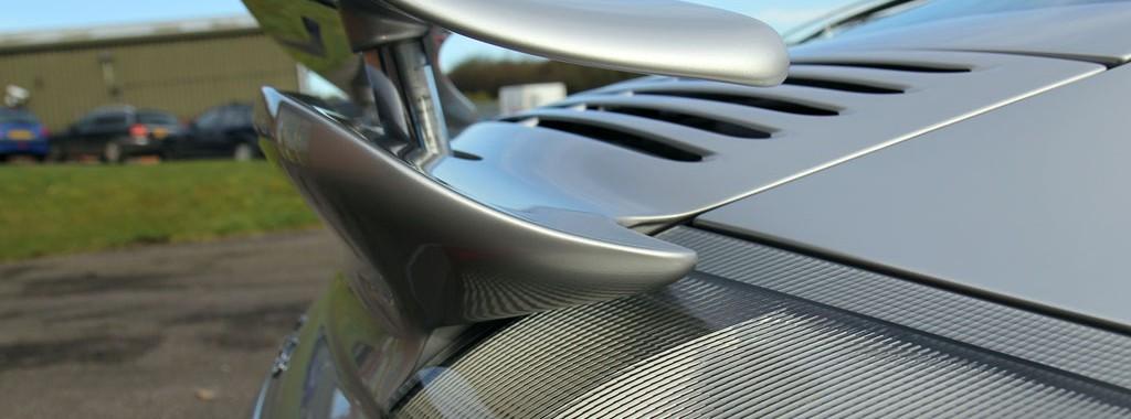 Protecting The First Porsche Supercar Of The Modern Era