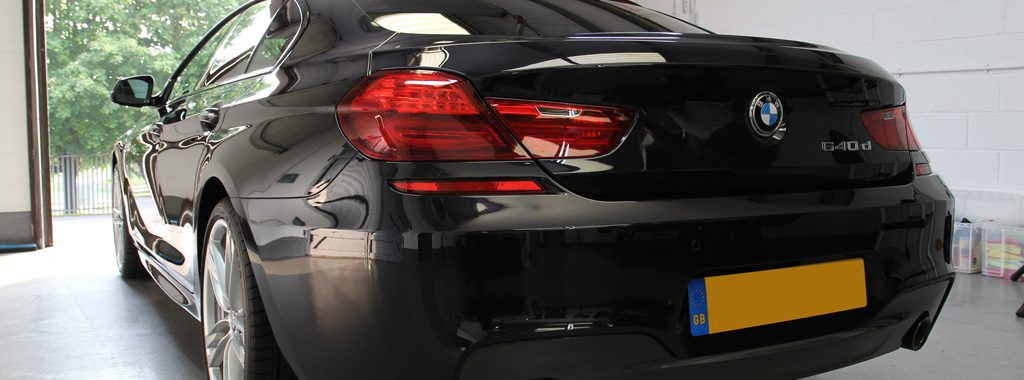 BMW 640d Gran Coupe Receives Ultra Protective Nano-Ceramic Coating