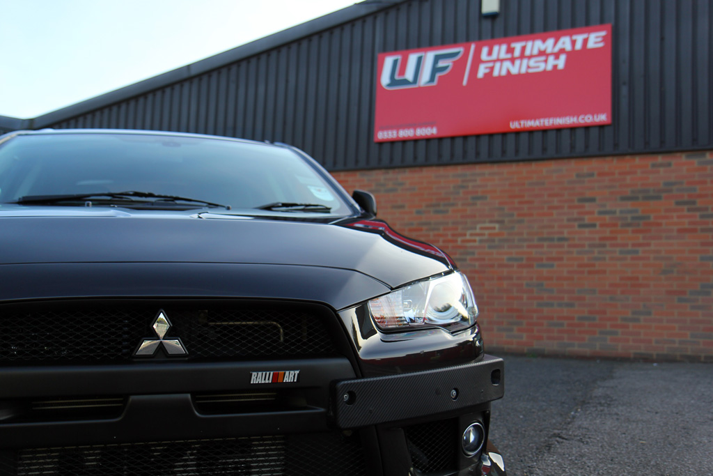 Mitsubishi Lancer Evo X FQ-300 – The Evolution Of Protection