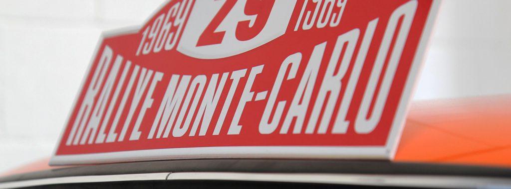 Ford Escort MK1 Twin Cam Rally Car - Prepared In Honour Of Jean Todt