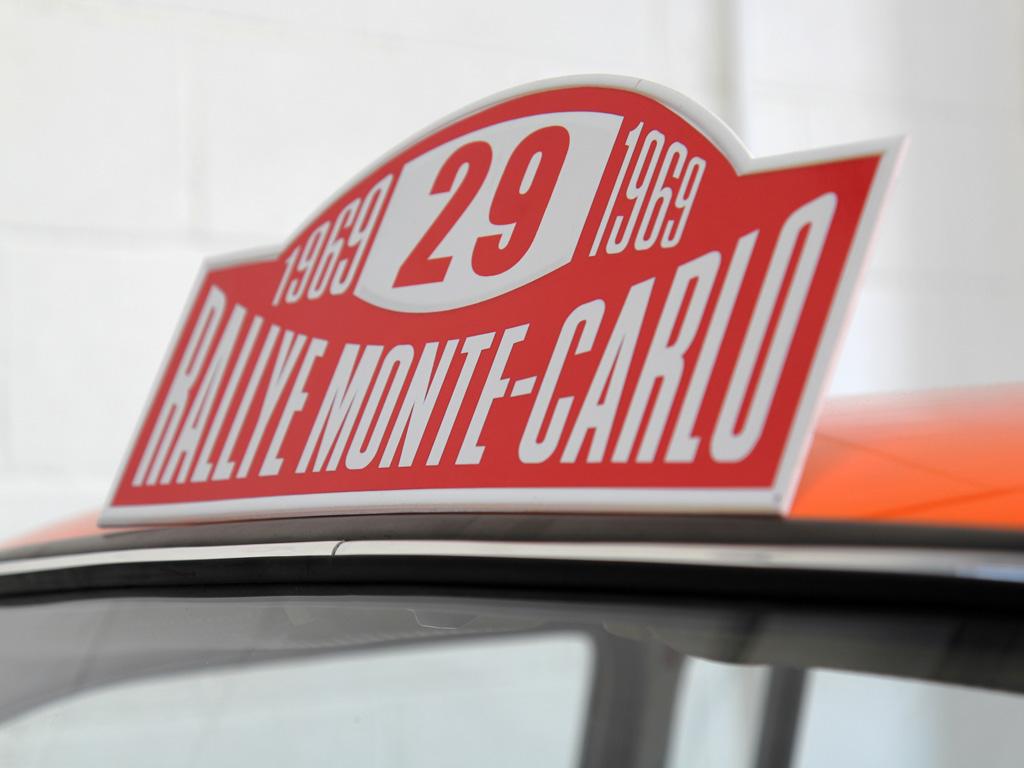 Ex-Works Ford Escort Twin Cam Mk1 – Prepared In Honour Of Jean Todt