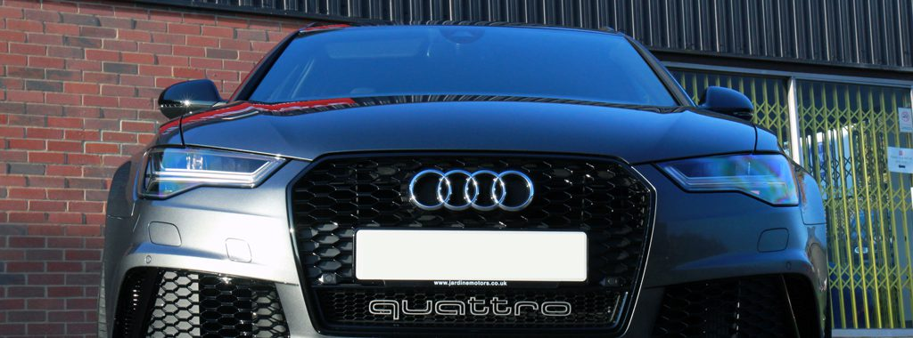 Audi RS6 Avant TFSi Quattro - Function & Form, Ultimately Protected
