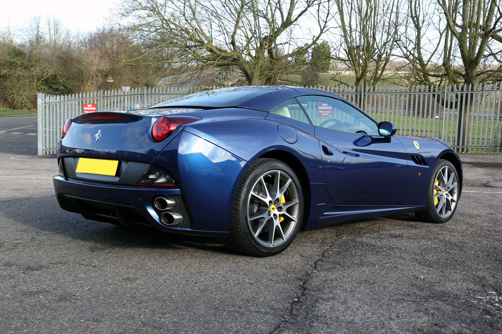 Low Mileage Ferrari California – Ultimately Prepared For Sale