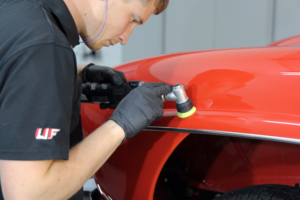 UF Launches Training Events for Detailers & Car Care Enthusiasts