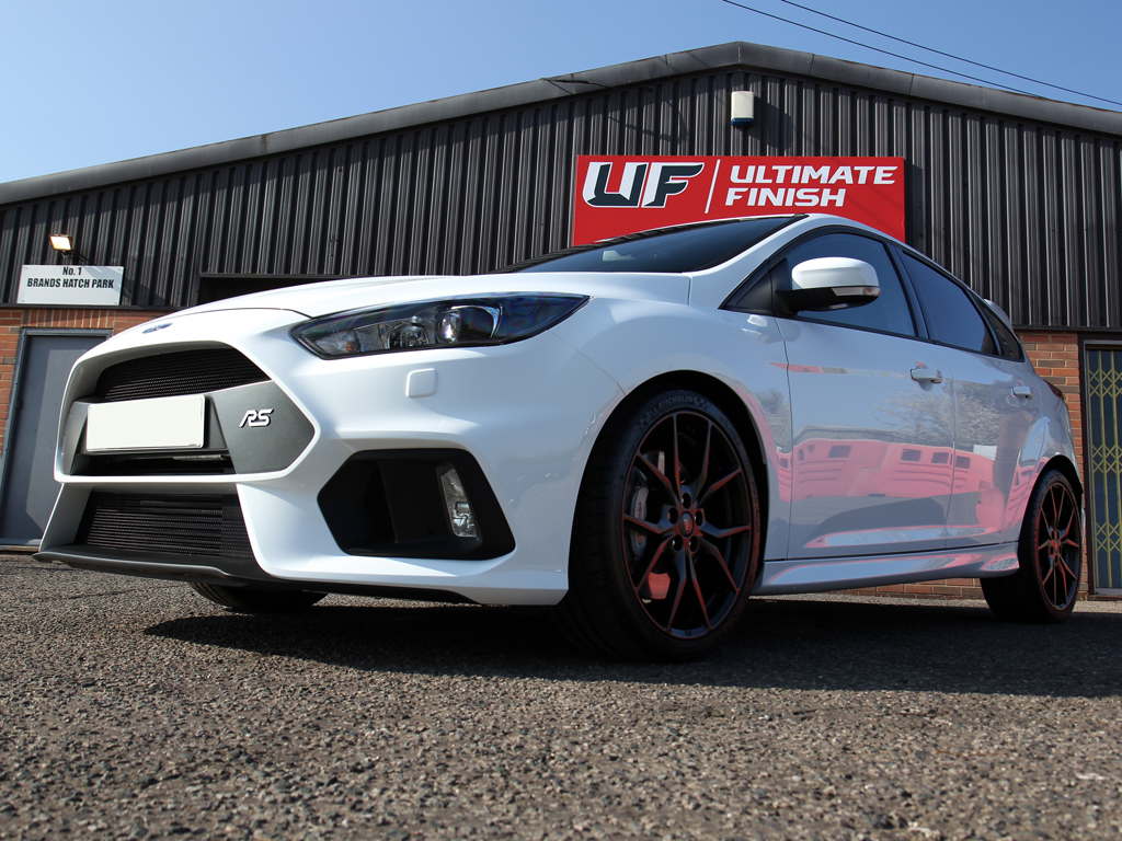 Mk3 Ford Focus RS – Performance By Mountune, Protection by UF