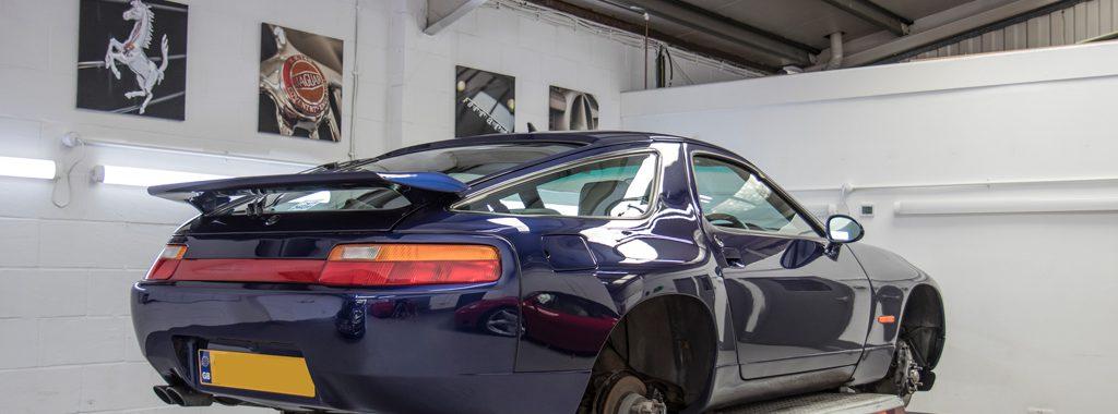 1994 Porsche 928 GTS - A Modern Classic Restored