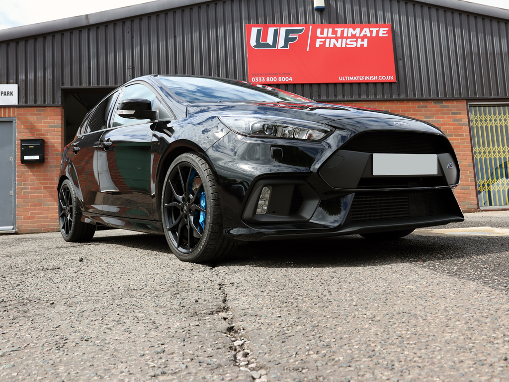 Paint Correction For A Brand New Ford Focus RS?