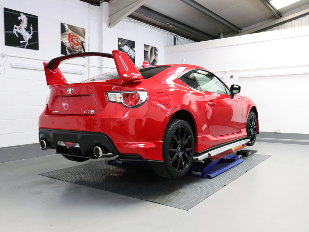 Toyota GT86 Aero – Protected Using The Kaizen Approach