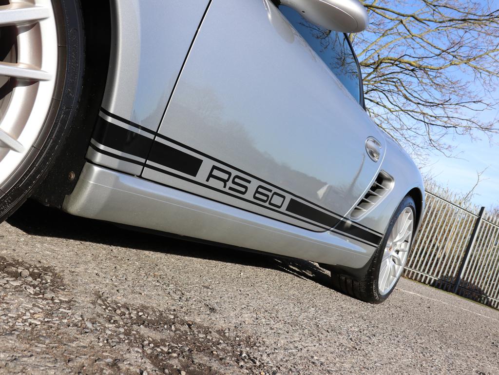 Porsche Boxster RS 60 Spyder – Restoring A Future Classic