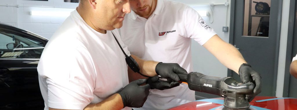 Machine Polishing Advanced Training Course - A Tale Of Two Daves