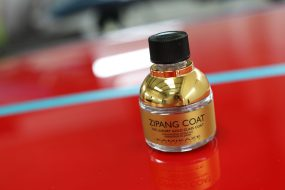 Kamikaze Collection ZIPANG - Self-Healing Ceramic Coat Product Test