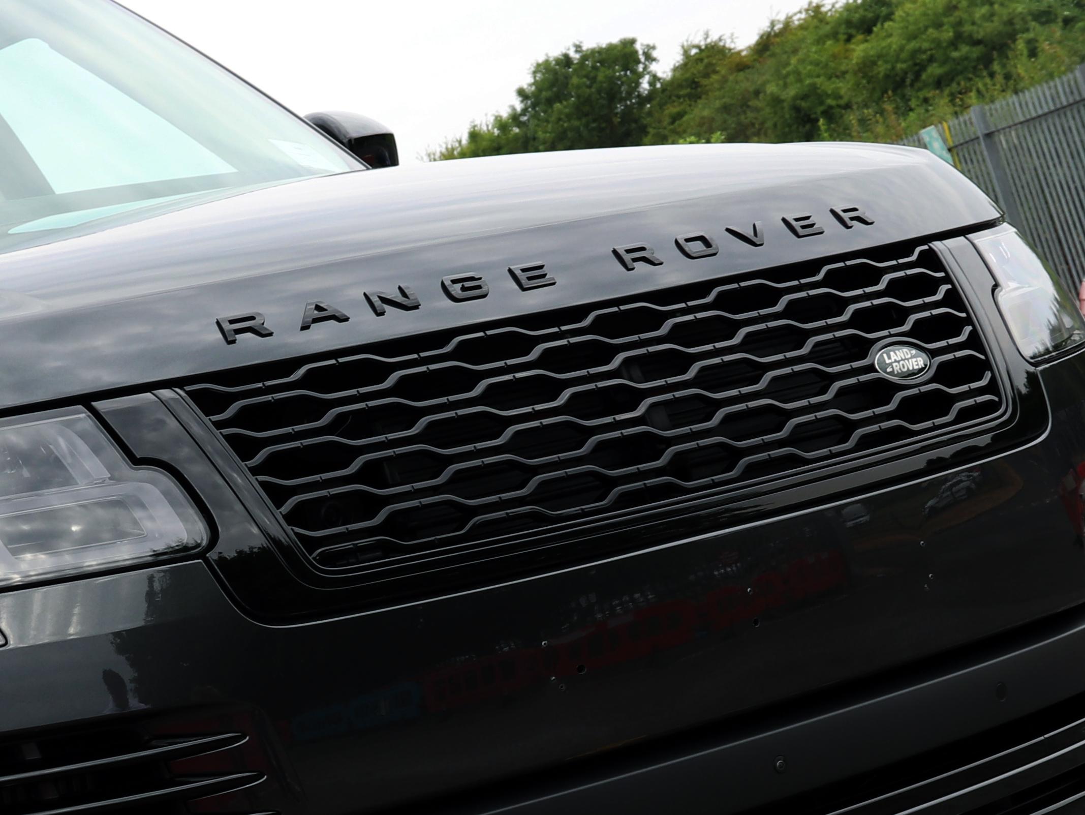 Range Rover 4.4L SDV8 Autobiography – A Signature Detail