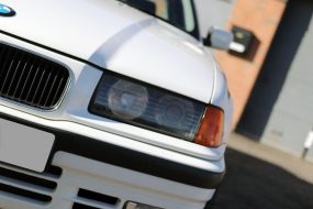 Cosmetic Restoration Of An Old School BMW (E36) 320i