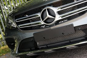 Hi-Tech Protection For A Mercedes-Benz GLC AMG 250 4matic