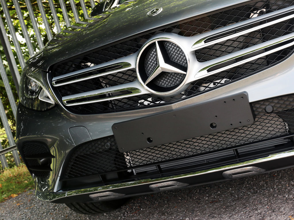 Hi-Tech Protection For A Mercedes-Benz GLC 250 AMG
