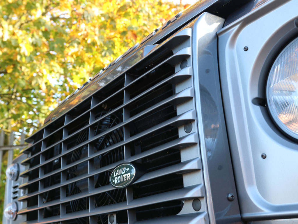 Protecting a British Classic – The Land Rover Defender 90