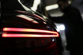 Porsche Cayenne - Gloss Enhancement Detailing Package