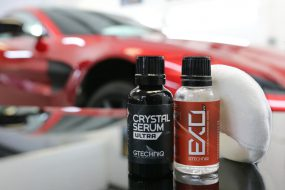 Gtechniq Ceramic Coatings at UF Studio