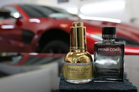 Kamikaze Collection Ceramic Coatings at UF Studio