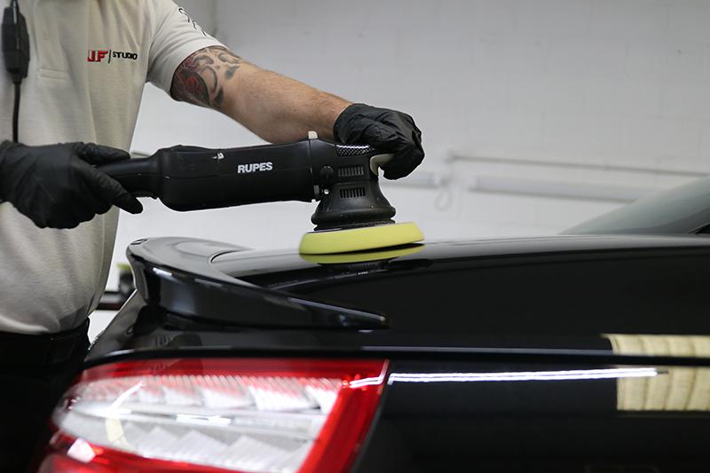 RUPES Yellow Fine Foam Polishing Pad