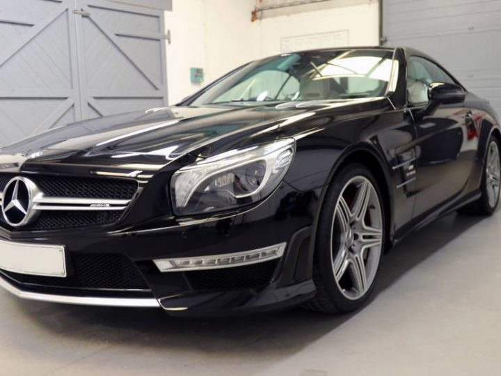 Mercedes SL63 AMG Returning To Former Glory – Part II