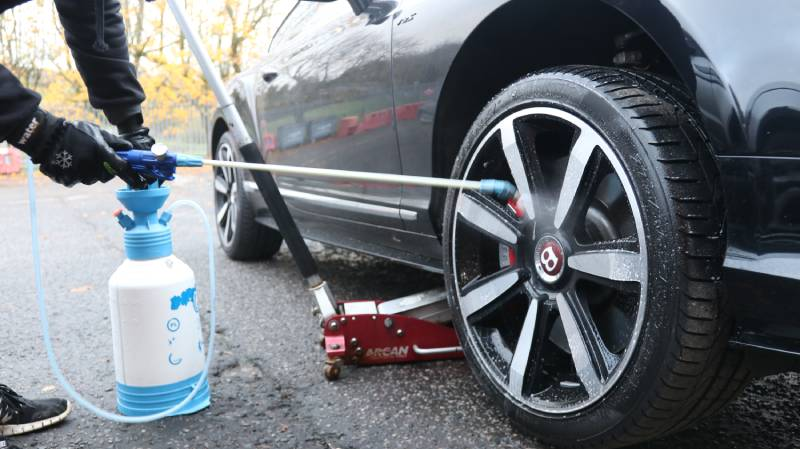 Evolution Of Home Car Care - UF's 5 Must-Haves