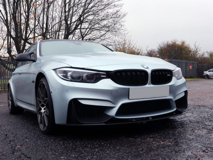 BMW M3 'Competition Package' – Gloss Enhancement plus PPF