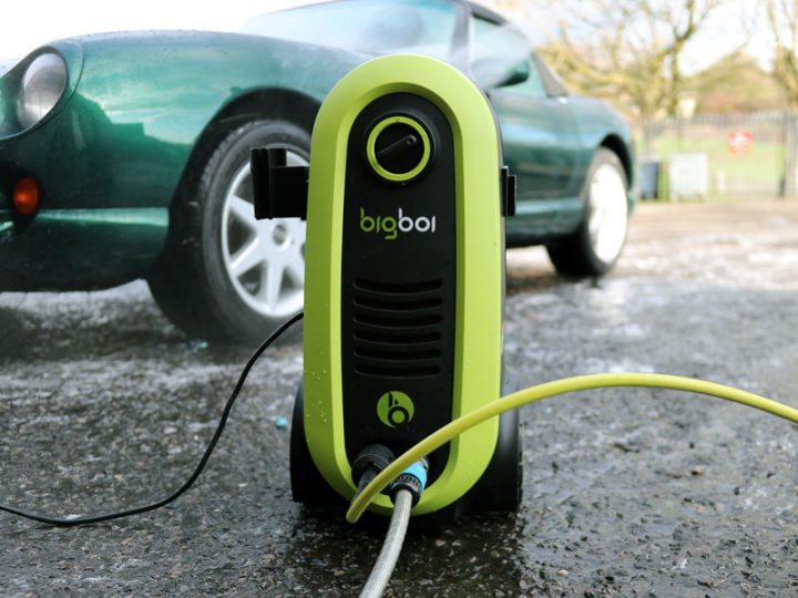 BigBoi WashR – Introducing The Latest Pressure Washer
