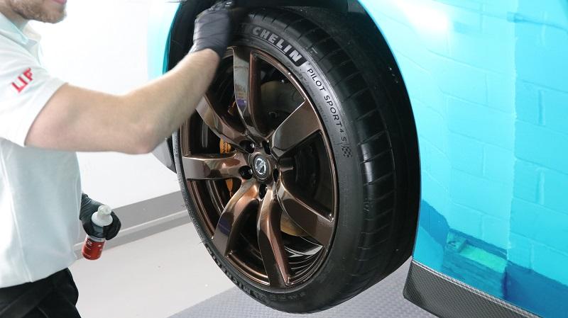 Gtehniq T2 Tyre Dressing