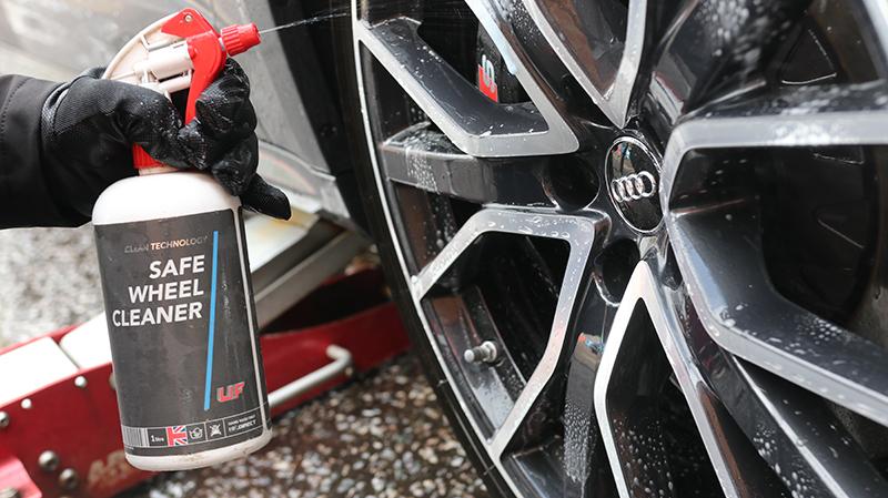 UF Safe Wheel Cleaner