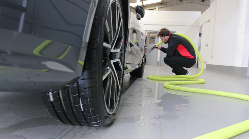 BigBoi Touchless Car Dryer