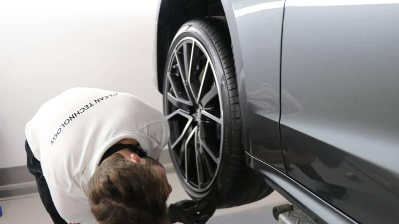 Herrenfahrt Tyre Dressing