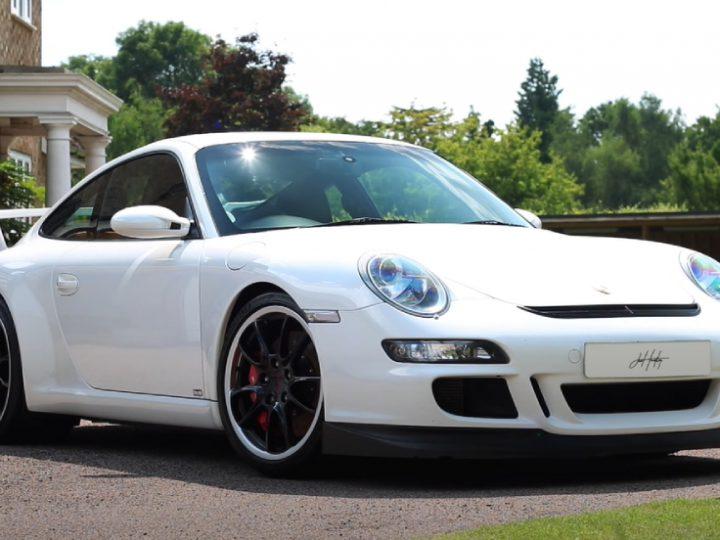 Porsche GT3: Joe Huntley Details