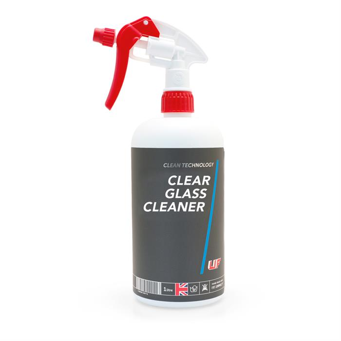 Car Care Products - Clear Glass Cleaner