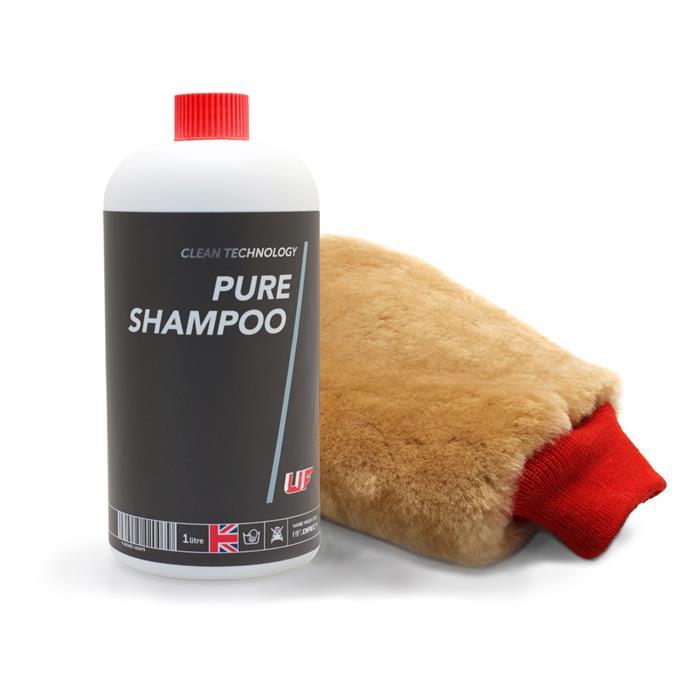 UF Pure Shampoo & Wash Mitt