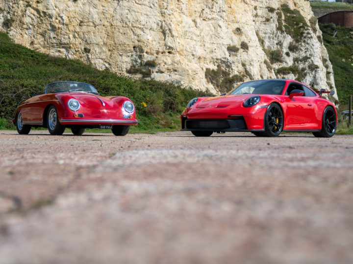 Stuttgart South Porsche Club Teams Up With The Ultimate Finish