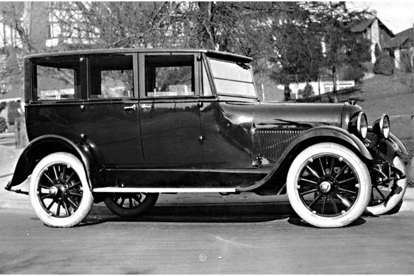 A History of Automotive Paintwork - 1800's to present day