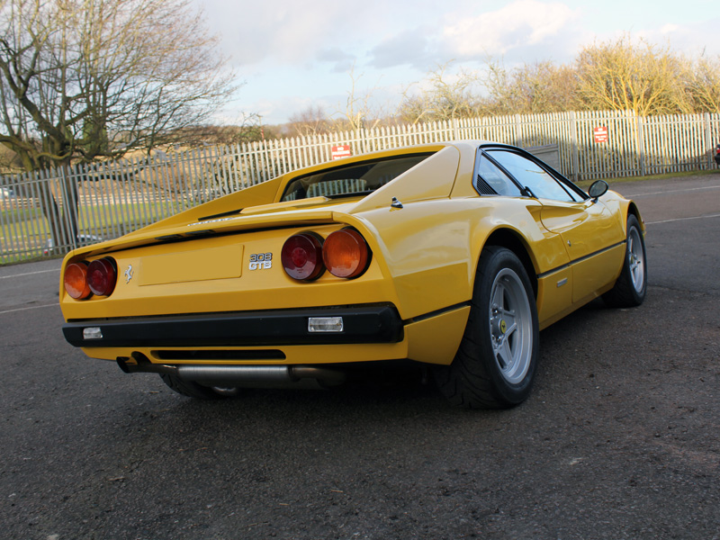 Ferrari 308GTB Receives Gloss Enhancement At Ultimate Detailing Studio