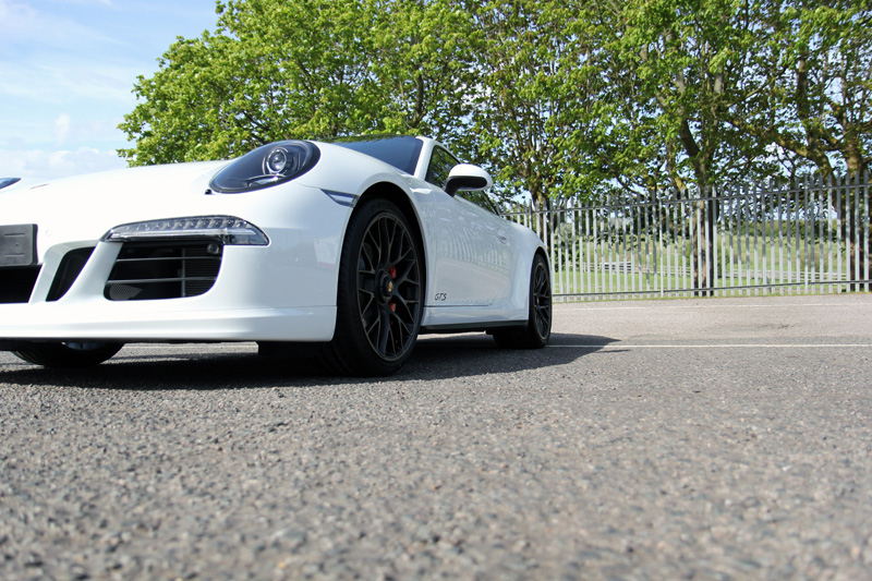 Porsche 911 GTS New Car Protection Treatment
