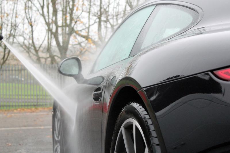 Porsche 911 991 C4S Paintwork Correction Treatment