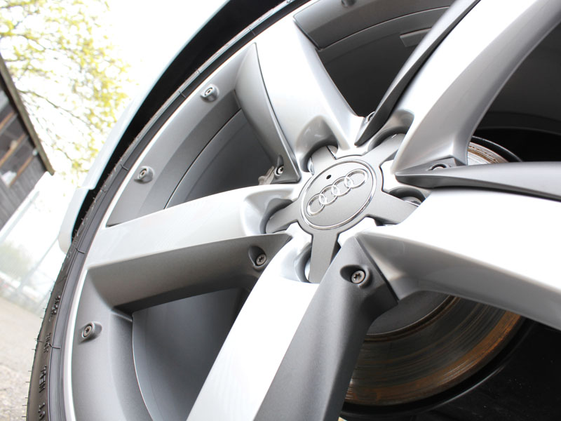 Audi A1 TFSI S Line Style Edition - Gtechniq C5 Alloy Wheel Armour