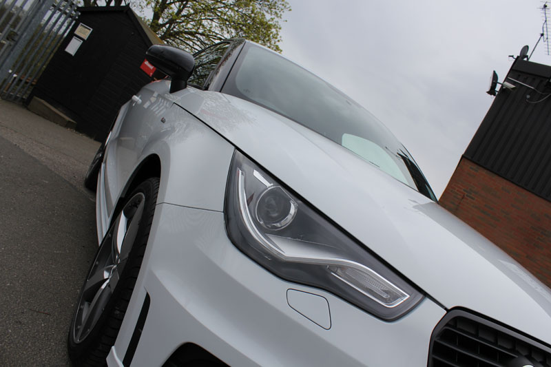 Audi A1 TFSI S Line Style Edition - Ultimate Snow Foam