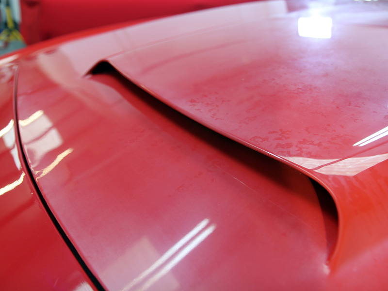 Aston Martin DBS - Paint Correction Treatment