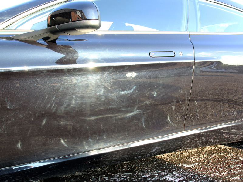 Aston Martin Rapide Paintwork Correction