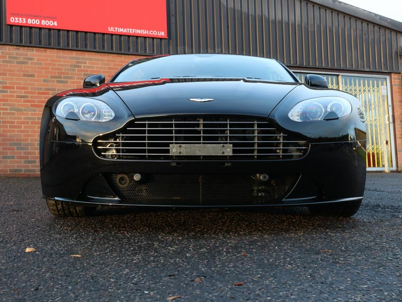 2016 Aston Martin V8 Vantage - Full Paint Correction Treatment